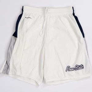 Vintage 90s Penn State University Mesh Shorts
